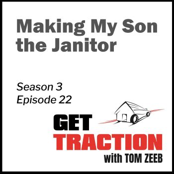 S3E22 - Making My Son the Janitor