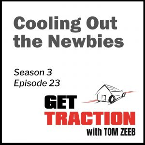 GTS3E23-Cooling Out the Newbies