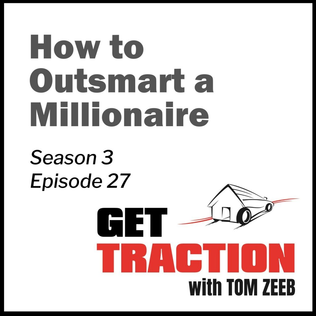 S3E27-How to Outsmart a Millionaire