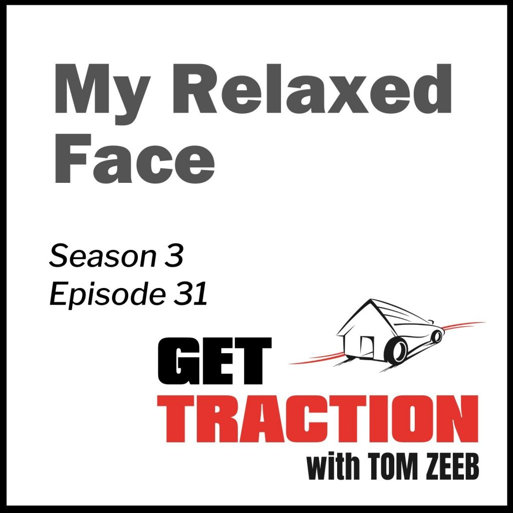 S3E31-My Relaxed Face