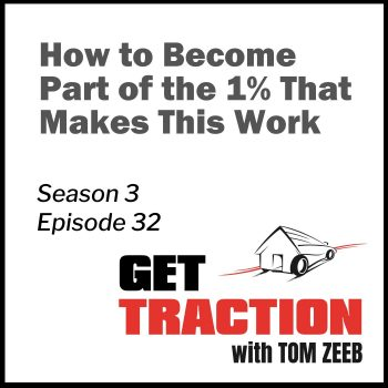 GTS3E32-How to Become Part of the 1% That Makes This Work